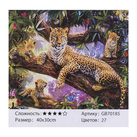 Алмазная мозаика GB 70185 (30) 40х30 см., , фото 2