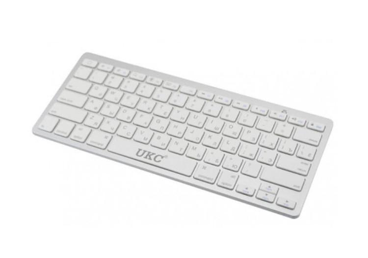 Клавиатура UKC Wireless Keyboard X5 Bluetooth ART:3710 (300618)