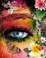 Картина алмазная мозаика Волшебница