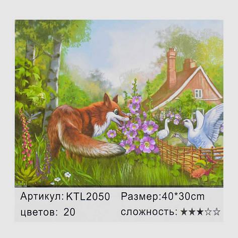Картина по номерам KTL 2050 (30) в коробке 40х30, фото 2