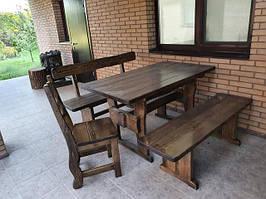 Комплект мебели деревянной