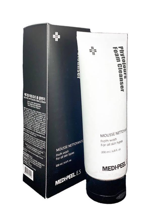 Пінка для проблемної та чутливої шкіри MEDI PEEL Phytojours foam cleanser