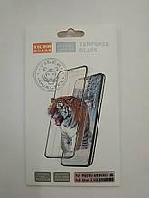 Защитное стекло  Xiaomi Redmi 4X Tiger Glass Black