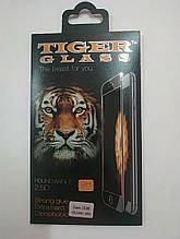 Защитное стекло Samsung J3 J330 (2017) Tiger Glass. White