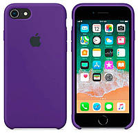 Чехол Silicone Case Apple iPhone 6, iPhone 6S Фиолетовый