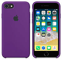 Чехол Silicone Case Apple iPhone 6 Plus, iPhone 6S Plus Фиолетовый