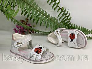 Босоножки для девочки Jong. Golf, р.23-28. КБ-534