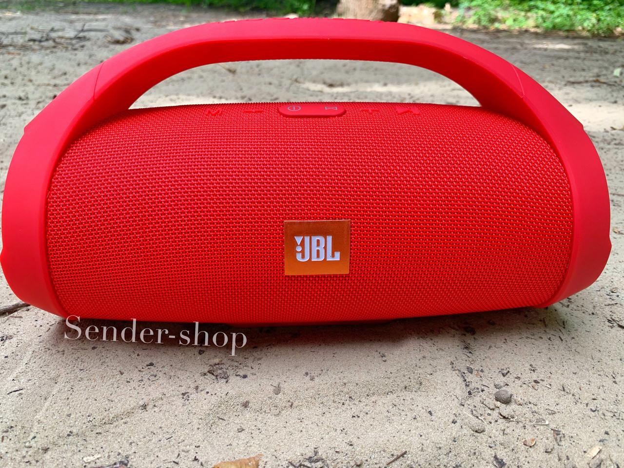 БУМБОКС JBL Boombox XXL BIG 40 Вт  Большой Красный