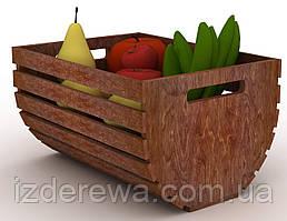 """Лоток для овощей и фруктов """"Гринбин"""" капучино"""