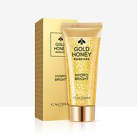 Пенка для умывания Cahnsai Gold Honey с экстрактом меда и коллоидного золота 100 g