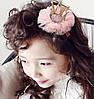 Корона на заколке, детская корона на голову, фото 4