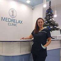 Лечебный массаж в клинике Medrelax