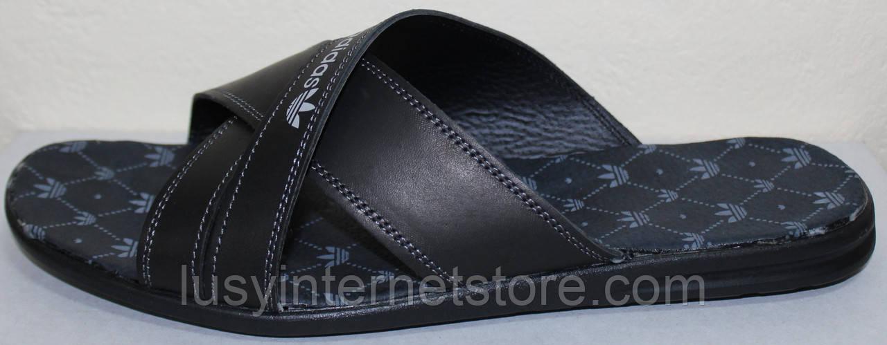 Сабо мужские кожаные от производителя модель ВОЛ7