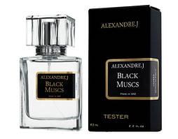 Alexandre J. The Collectors Black Muscs - Tester 63ml
