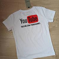 Футболка для мальчика You Tube. Турция