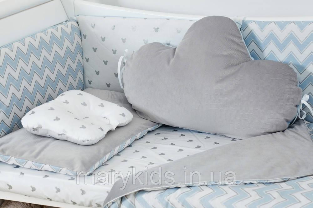 Детская постель Twins Dolce Insta D-505 Микки 6 элементов