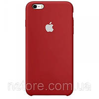 Чехол Silicone Case для Apple iPhone 7, iPhone 8 Красный