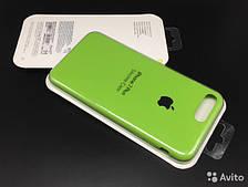 Чехол Silicone Case для Apple iPhone 7, iPhone 8 Зеленый