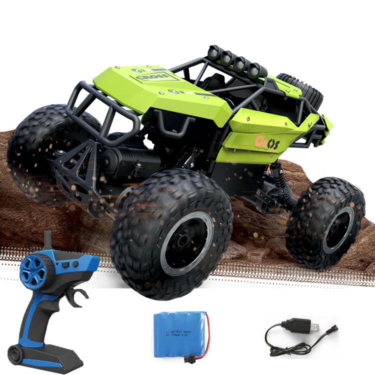 Вездеход внедорожник краулер 4x4 игрушечная машина с пультом управления 2.4GHZ . RC CAR G03061