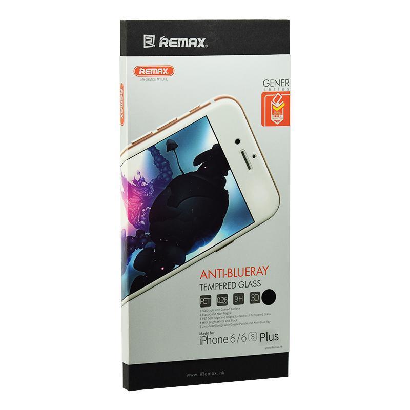 Защитное стекло Remax 3D iPhone 7 Black