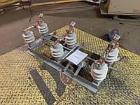 Отгрузка разъединителя РЛНДЗ 10/400 с приводом ПРНЗ-10.