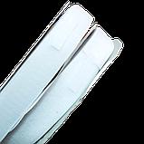 Липучка швейная пришивная 3 см Белая 22,5 м. (СИНДТЕКС-0040), фото 2