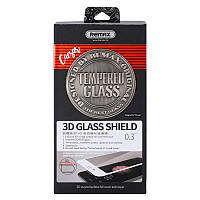 Защитное стекло Remax Caesar 3D iPhone X Black (0.3m)