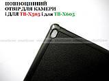 Черный чехол книжка Lenovo Tab M10 (Tb-X605L x605F X505F X505L) полноценная защита, фото 2