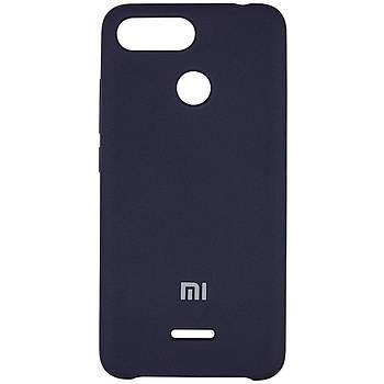 Чехол Silicone Cover (AA) для Xiaomi Redmi 6