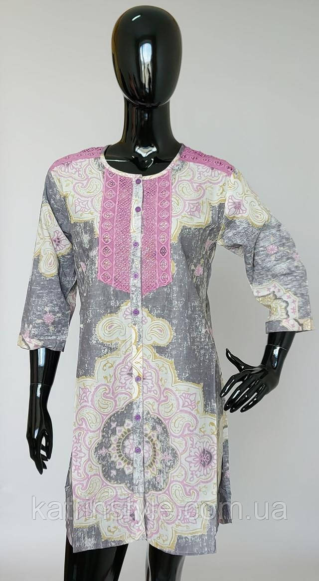 картинка женская туника рубашка на пуговицах