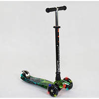 Самокат MAXI Best Scooter А25462 779-1317, зеленый, фото 1