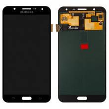 Дисплейный модуль для Samsung Galaxy J7 J700F, J700H, J700M черный (GH97-17670C) Оригинал