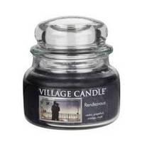 Ароматическая свеча Village Candle Рандеву (время горения до 55 ч)