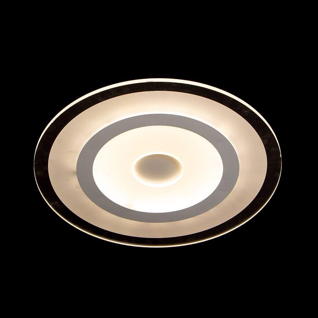 Люстра светодиодная с пультом управления SC-8407/500 WH DIMMER