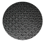 Коврик резиновый соты (1500х916х12 мм) цельный, фото 3