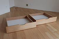 Шухляди до ліжка  комбіновані., фото 1