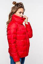 Женская стильная весенняя куртка  Неолина, 42-50, фото 3