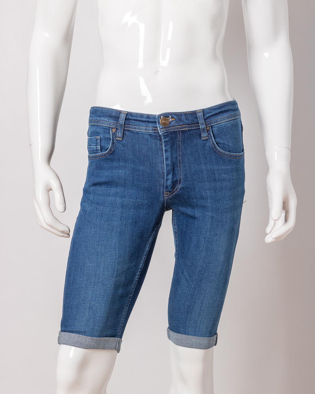 Шорты джинсовые мужские COLT CJ ES 7064-04 MAVI