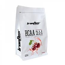 Аминокислоты IronFlex BCAA Performance 2-1-1 1000г Вкус : Фруктовый пунш
