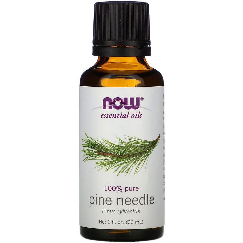 "Ефірна олія соснової хвої NOW Foods, Essential Oils ""Pine Needle"" (30 мл)"