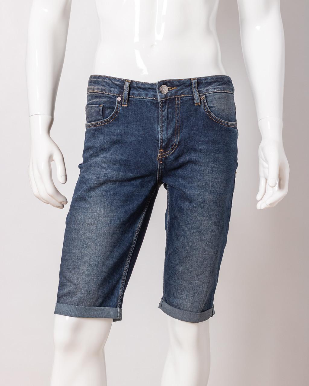 Шорты джинсовые мужские TWISTER ES 7067-01 K. MAVI DARK