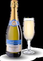 Вино (шампанское)Fragolino Fiorelli Dry (сухое) 750 мл Италия