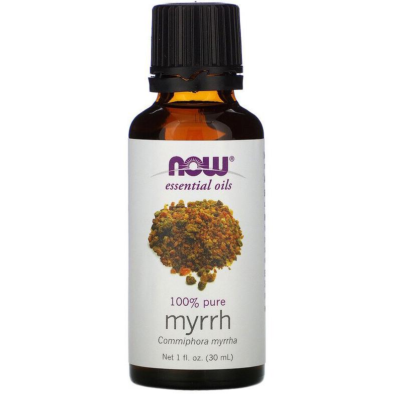 "Ефірне масло мирри NOW Foods, Essential Oils ""Myrrh"" (30 мл)"