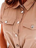 Комбинезон женский летний с шортиками в расцветках (Норма), фото 3
