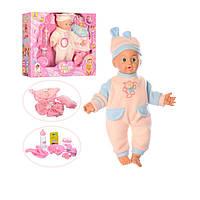 Кукла-пупс мягконабивная КT4200DG