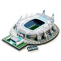 """Стадион Манчестер Сити. Огромные 3D пазлы """"Etihad Stadium"""" Трехмерный конструктор-головоломка."""