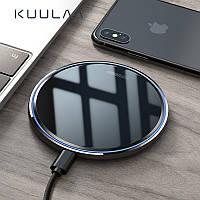 Беспроводное зарядное устройство KUULAA KL-CD03 10W Qi