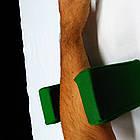 Противопролежневая подушка  пяток и локтей кожзам, фото 3