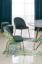 Стол обеденный BONELLO o120/76 cm, серый, фото 2