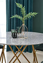 Стол обеденный BONELLO o120/76 cm, серый, фото 3
